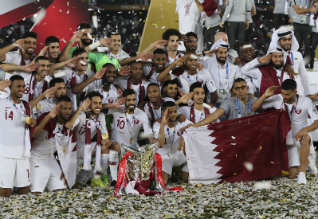 Asia Cup Football, Qatar, Champion, Japan, Runner Up