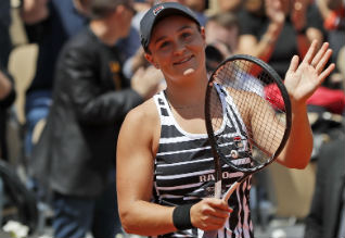 Ashleigh Barty, Australia, Tennis, US Open, Pulled Out