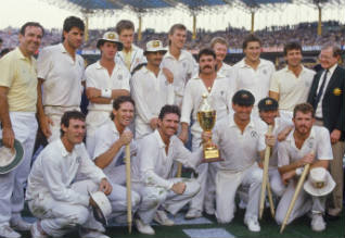 ICC World Cup 1987, Cricket, Australia, Champions
