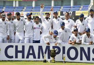 India vs South africa, test cricket, won series