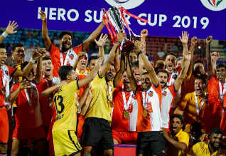 Indian Super Cup Football, Goa, Champion, Chennai FC