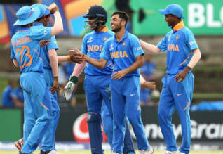 ICC U19 World Cup, Cricket, India, New Zealand, Hat Trick Win