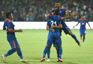 intercontinental cup football india