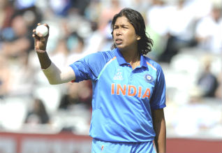 Jhulan Goswami, india womens cricket team