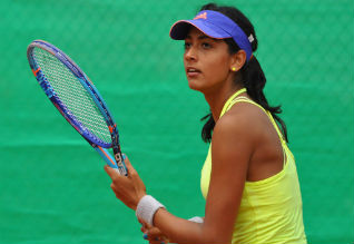 india tennis, monastir, karman kaur thandi