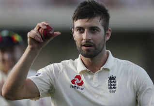 West Indies, England, 3rd Test Cricket, Mark Wood