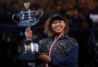Australia Open Tennis, Naomi Osaka, Japan, Champion