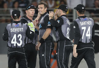 Sri Lanka, New Zealand, T20 Cricket