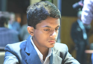 World cup chess championship, india, nihal sharin