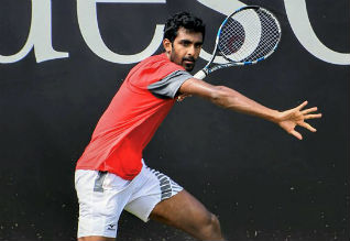 Australia Open Tennis, Qualification, Prajnesh Gunneswaran
