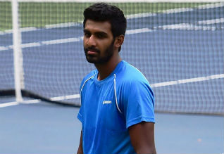 ATP Challenger Tennis, Pragnesh Gunneswaran, Quarter Final