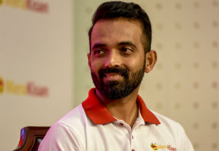 Rahane gets first dose of COVID 19 vaccine