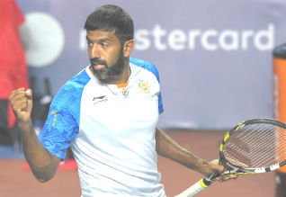 Tennis, india, rohan bopanna