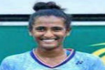 Rutuja Bhosale wins doubles title in Lagos tennis