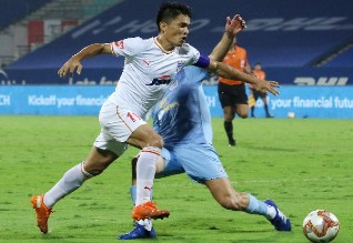 ISL india, football, sunil chhetri, bangalore