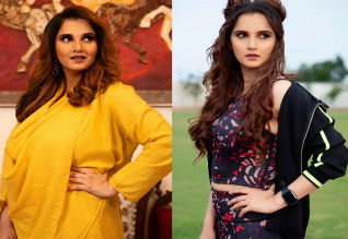 Sania Mirza loses 26 kgs in 4 months, shares motivational post