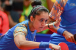 commonwealth table tennis championship, india, manika patra