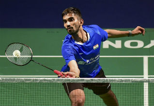 Srikanth, Satwik, Ashwini pair through to second round of Swiss Open
