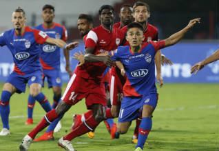 ISL Football, Bengaluru, Northeast United