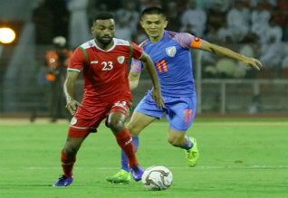 India vs Oman Fifa football asia qualification