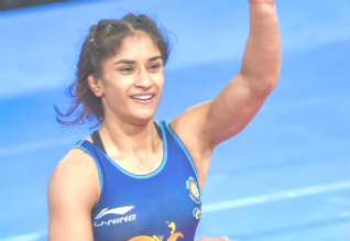 Vinesh Phogat becomes first Indian to be nominated for Laureus award