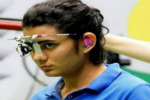 Yashaswini clinches top spot in pistol, Martin wins 10 m air rifle