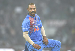 No place for negativity in my life,  Dhawan