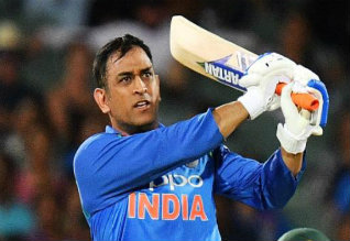 Dhoni is a superstar and all time great Australian coach Justin Langer