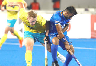 Fighting India lose to title holders Australia in FIH Pro League