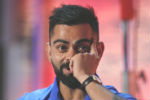 Kohli fined for excessive appealing during clash against Afghanistan