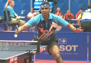 Indian men, women disappoint in Olympic qualifier, table tennis