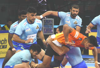 pro kabaddi league, india, play off schedule
