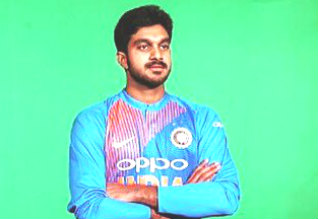 Learnt a lot watching Dhoni, Vijay Shankar